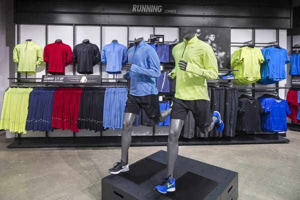 Nike Factory Store 1766 Franklin Mills