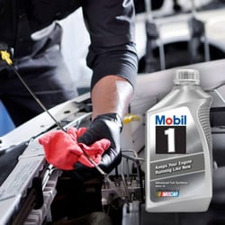 Mobil 1 Oil Change >> Mobil 1 Lube Express Oil Change Stations 1000 Rowntree