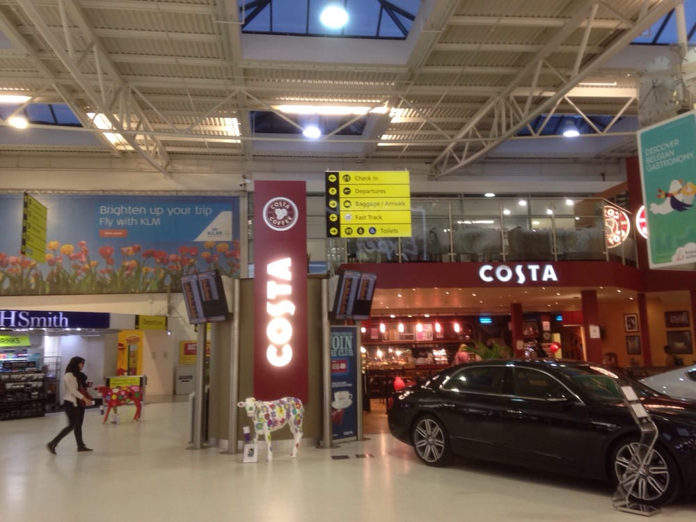 Costa Coffee Cafes George Best City Airport Belfast