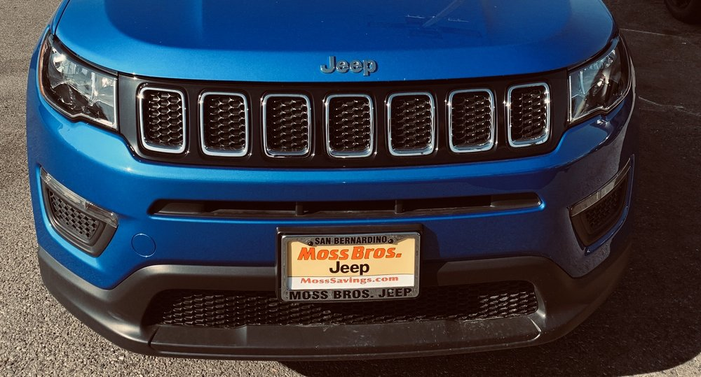 Moss Bros Jeep >> Moss Bros Chrysler Jeep Dodge Ram San Bernardino 2019 All