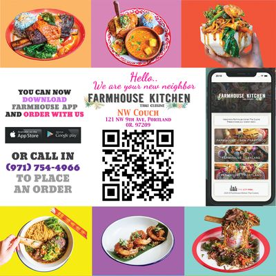 Farmhouse Kitchen Thai Cuisine Updated Covid 19 Hours Services 29 Photos Thai 121 Nw 9th Ave Pearl District Portland Or Restaurant Reviews Phone Number Yelp