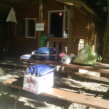 Weko Beach Camping Cabin 4 Yelp