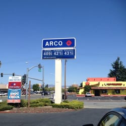 Arco Gas Station Near Me >> Sam S Arco Gas Station 16 Reviews Gas Stations 2320 El