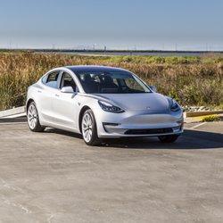 Tesla rental san diego