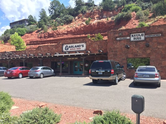 Garland S Navajo Rugs Art Galleries 411 State Route 179