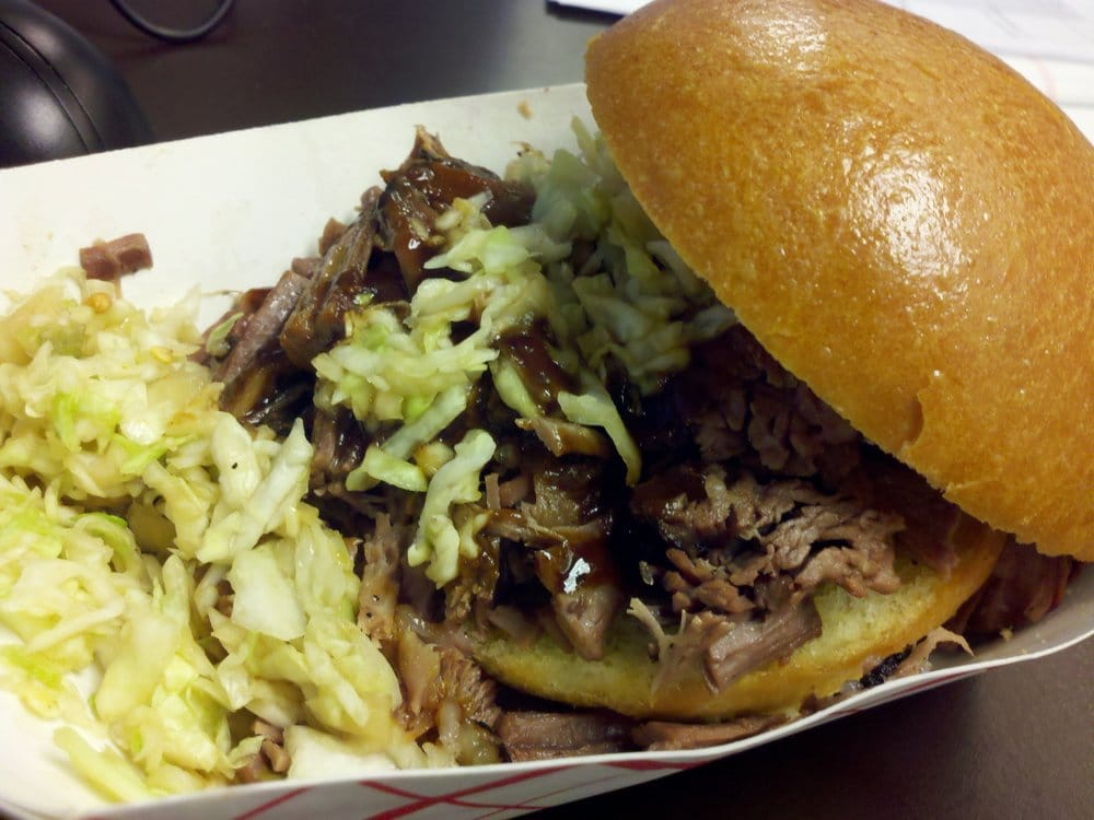 Photo of Carnivore BBQ and Catering - Washington, DC, United States. beef brisket sandwich