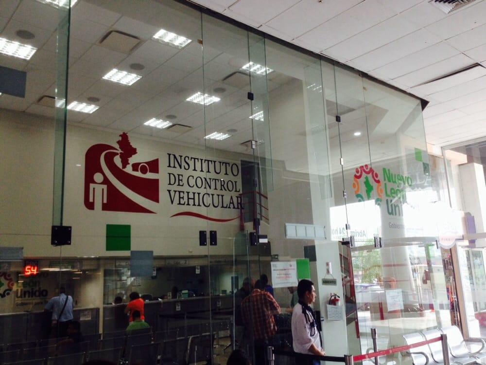 Instituto De Control Vehicular Oficinas De Tráfico Y
