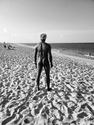 Beach nude mature Mature nudist