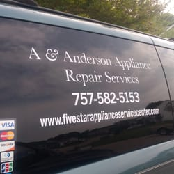 Appliances Amp Repair In Chesapeake Yelp