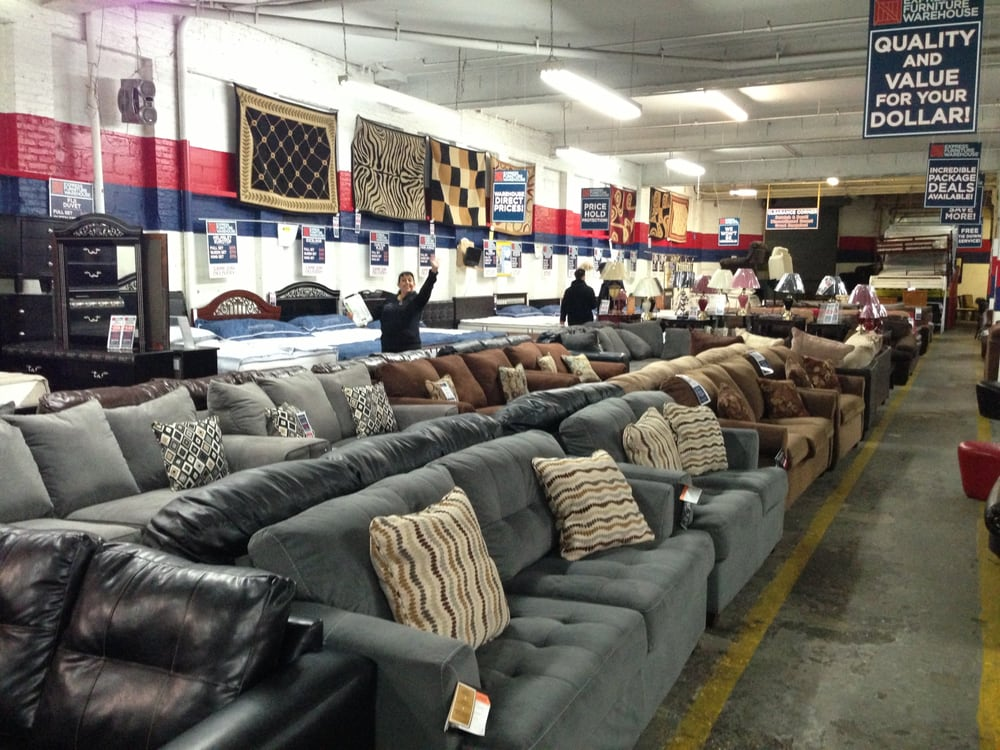 Express Furniture Warehouse Closed