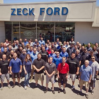 Zeck Ford 13 Photos 45 Reviews Auto Repair 4501 S 4th St