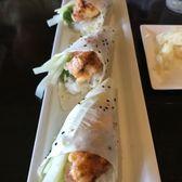 Photo of Hanami Sushi - Sherman Oaks, CA, United States. baked crab handroll