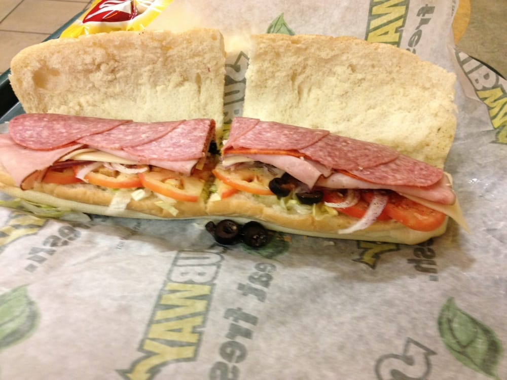Italian bmt from subway | Calories in