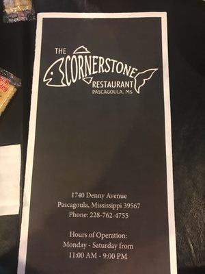 cornerstone restaurant 1740 denny ave pascagoula ms restaurants mapquest 1740 denny ave pascagoula ms
