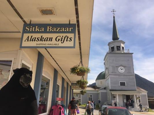 Sitka Bazaar 215 Lincoln St Sitka, AK Accessories Fashion - MapQuest