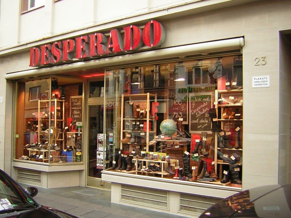Desperado, Schuhe in Köln, Apostelnstraße   TheLabelFinder