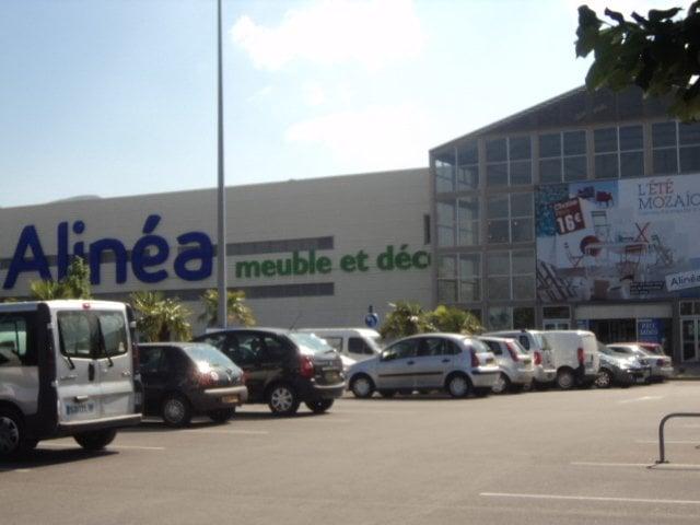 Alinéa - Tafelware & Geschirr - Zone Commerciale Auchan ...