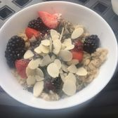 Photo of Live In Fitness - Long Beach, CA, United States. Amazing protein oatmeal
