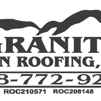 Granite Basin Roofing 11 Reviews Roofing 1225 Gail Gardner Way Prescott Az Phone Number Yelp