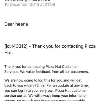 Pizza Hut Uk Pizza 279 Bexley Road Northumberland Heath