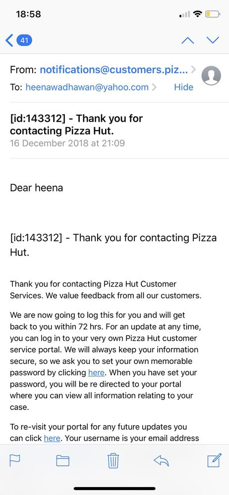 Pizza Hut Uk Pizza 279 Bexley Road Northumberland Heath