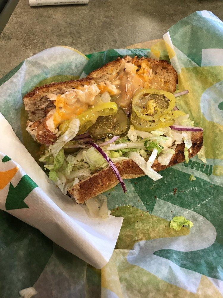 Rotisserie-Style Chicken Sandwich with