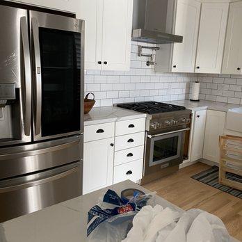 San Mateo Cabinets And Tiles 17 Photos 10 Reviews Kitchen Bath 1236 S El Camino Real San Mateo Ca Phone Number Yelp