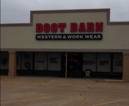 Boot Barn 327 S Wheeler St Jasper, TX