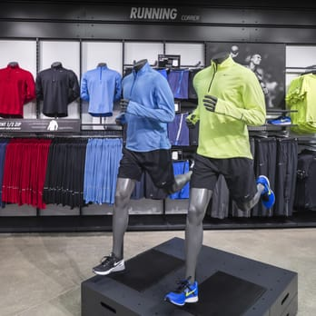 nike store great mall