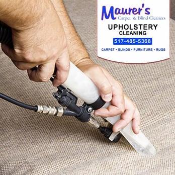 Maurer's Carpet & Blind Cleaners - 18