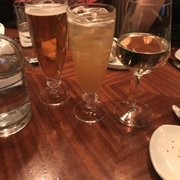 Photo of Gandy Dancer Saloon - Pittsburgh, PA, United States. Ale of the cocktail in the middle is pretty good!