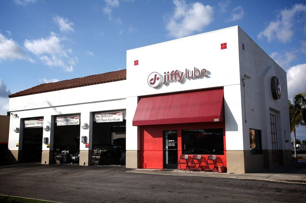 Jiffy Lube Services