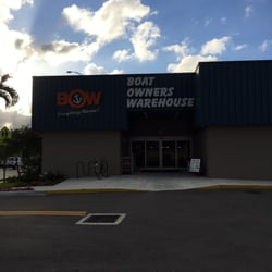 Boat Owners Warehouse Bow