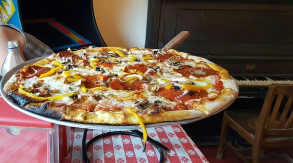 Sams Wood Fired Pizza 64 Photos 118 Reviews Pizza