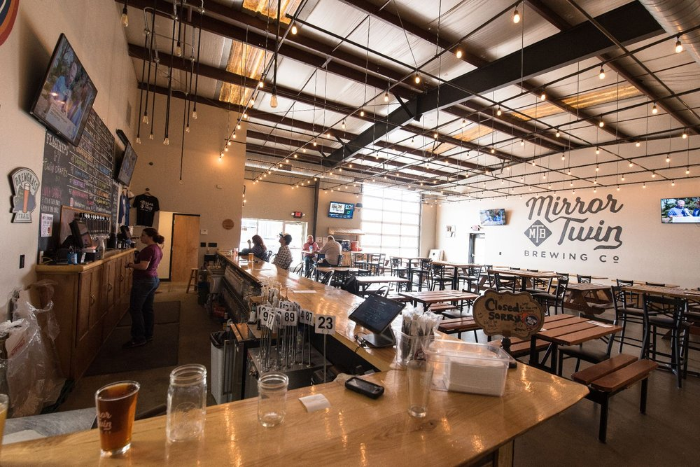 Image result for mirror twin brewing