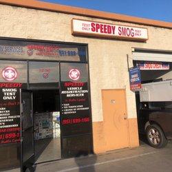 Photo of Speedy Smog & Vehicle Registration - Temecula, CA, US. Smog check station