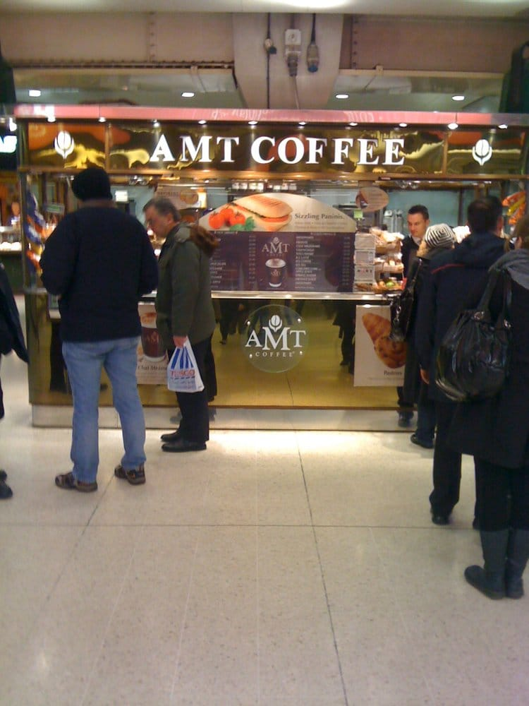 Amt Coffee Coffee Tea Shops Bristol Temple Mead
