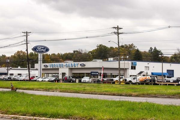Verner Cadby Ford >> Verner Cadby Ford 1240 Bloomfield Ave Fairfield Nj Auto