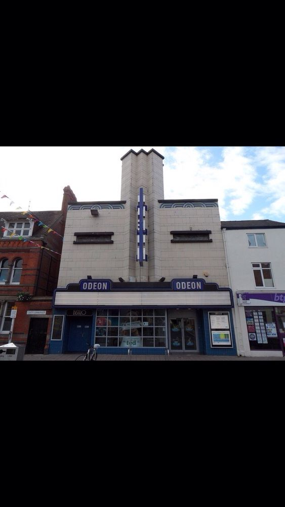 Odeon Loughborough Cinemas 7 Cattle Market Loughborough