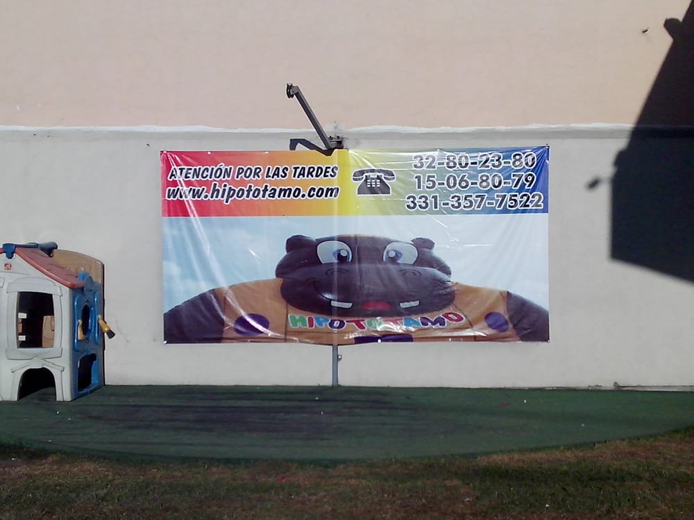 Salon De Fiestas Infantiles Hipotótamo Pagpaplano Ng Salu