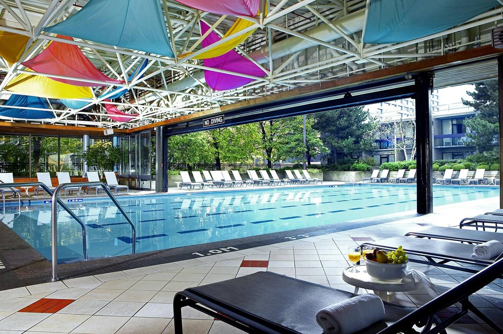 SHERATON FITNESS & POOL - Swimming Pools - 123 Queen Street W, Toronto, ON  - Phone Number
