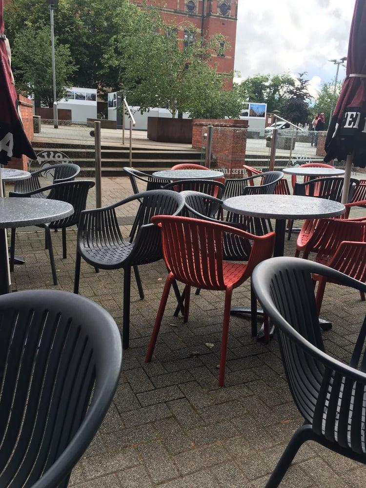 Costa Coffee Closed Cafes University Centre