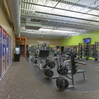 Anytime Fitness Gyms 2800 New Pinery Rd Portage Wi Phone Number