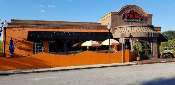 El Paso Mexican Grill Order Food