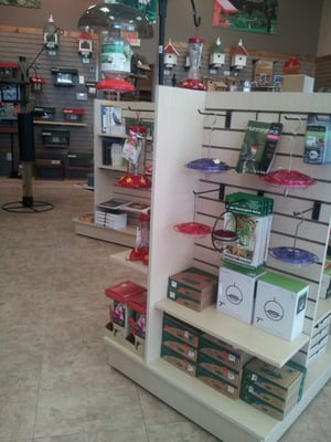 Wild Birds Unlimited 518 Greenville Blvd Se Greenville Nc Garden Centers Mapquest