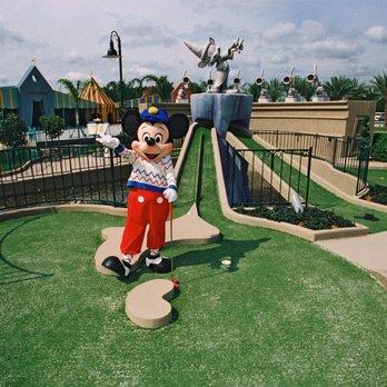 Disney S Fantasia Gardens Miniature Golf Course 81 Photos 37 Reviews Mini Golf 1205 Epcot Resorts Blvd Disney World Orlando Fl Phone Number Yelp