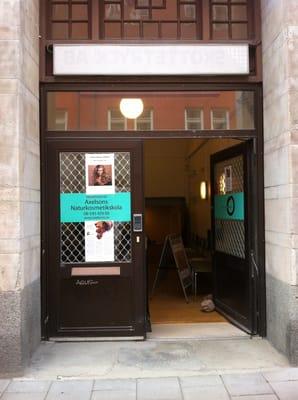 Axelsons gymnastiska institut 113 62 stockholm