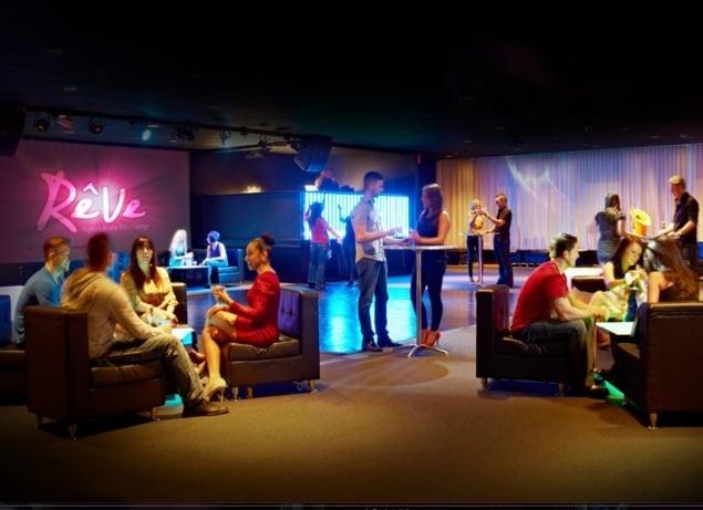 nightclub in hollywood casino joliet