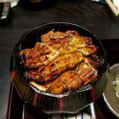 Photo of Toku Unagi & Sushi - West Hollywood, CA, United States. Extra Special  Set ( Beautiful Bowl of Unagi)