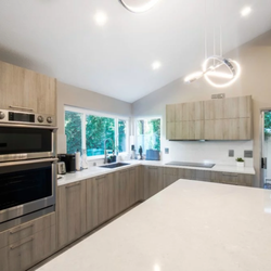 Photo of Future Vision Remodeling - San Jose, CA, United States. Modern kitchen remodel in Fremont